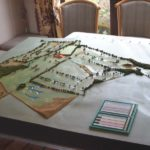 architechtural model of golf club