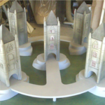 Game made for Londons Tower Bridge during the 2012 Olympics