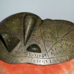 The Liver of Piacenza is a bronze sheep's liver dating back late 2nd century BC